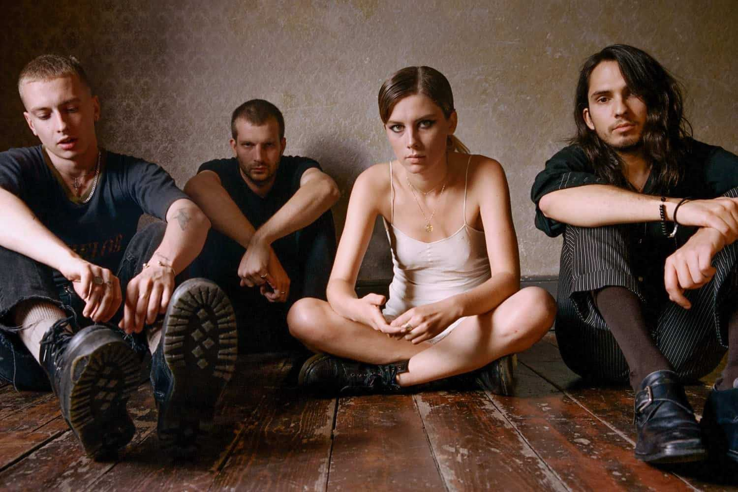 Wolf Alice have announced a new European tour for December