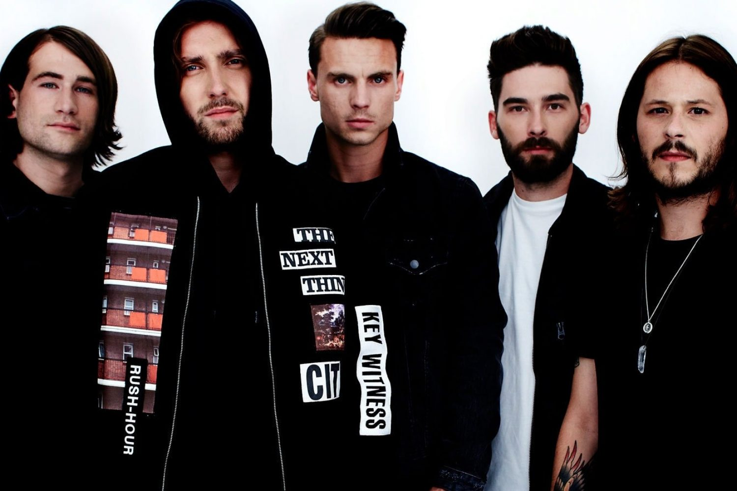 "You Me At Six: ""It's just a rock band sounding like a rock band"""