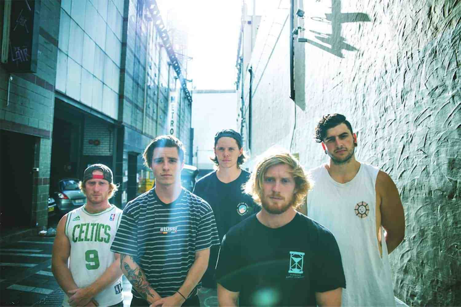 Between You & Me sign to Hopeless Records, share new single
