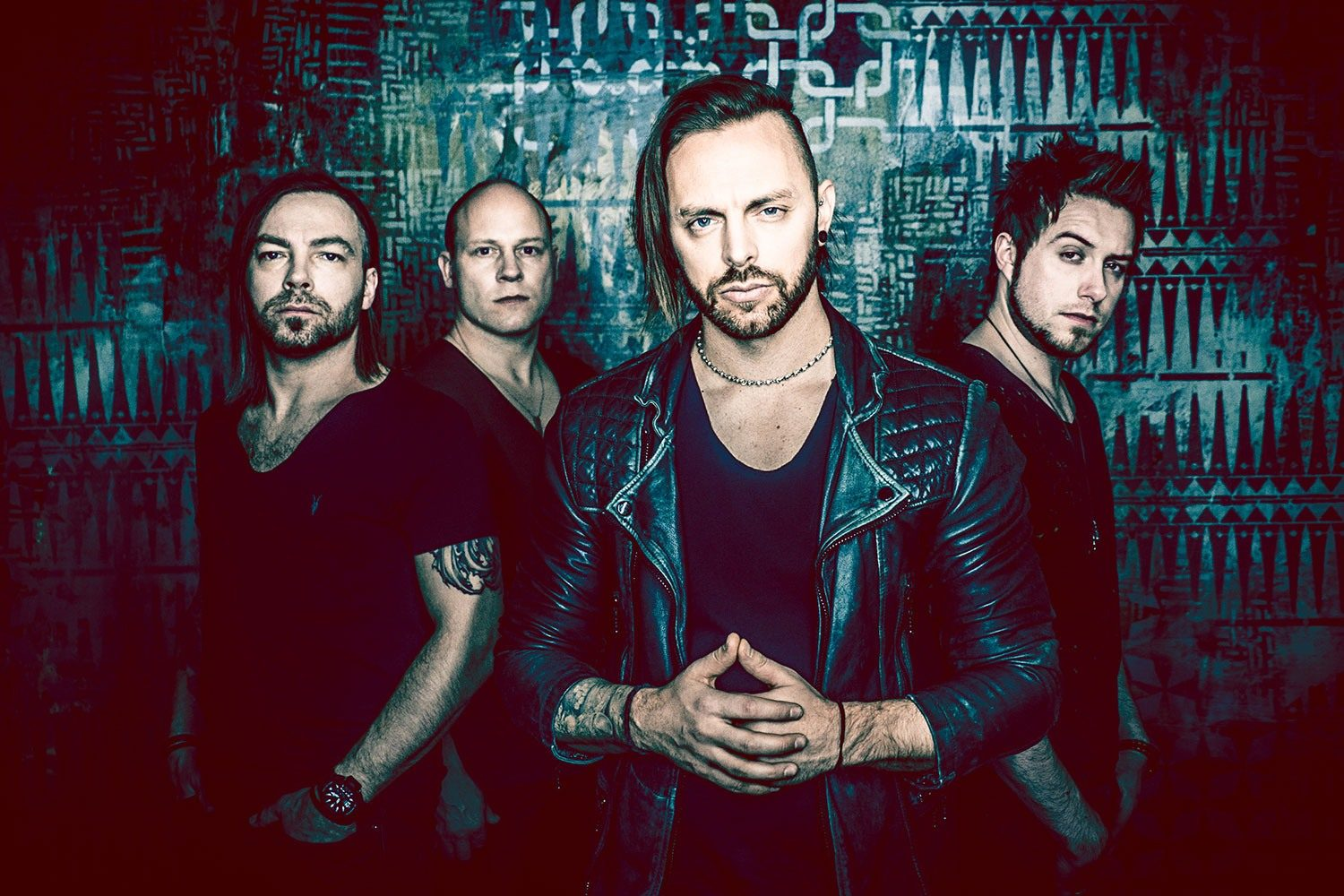 Check out Bullet For My Valentine's new album 'Gravity' streaming in full