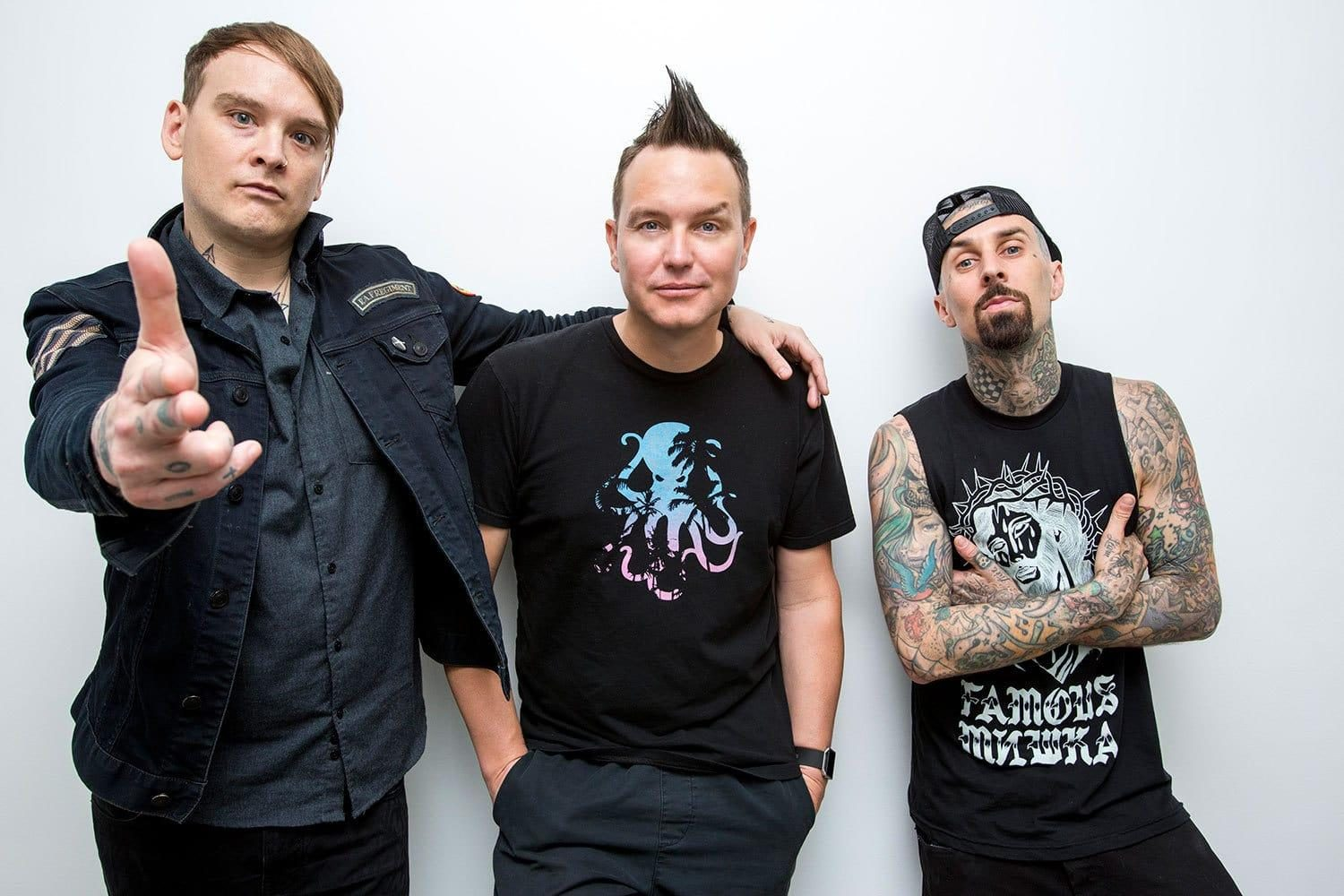 Mark Hoppus has revealed more details about new material from blink-182