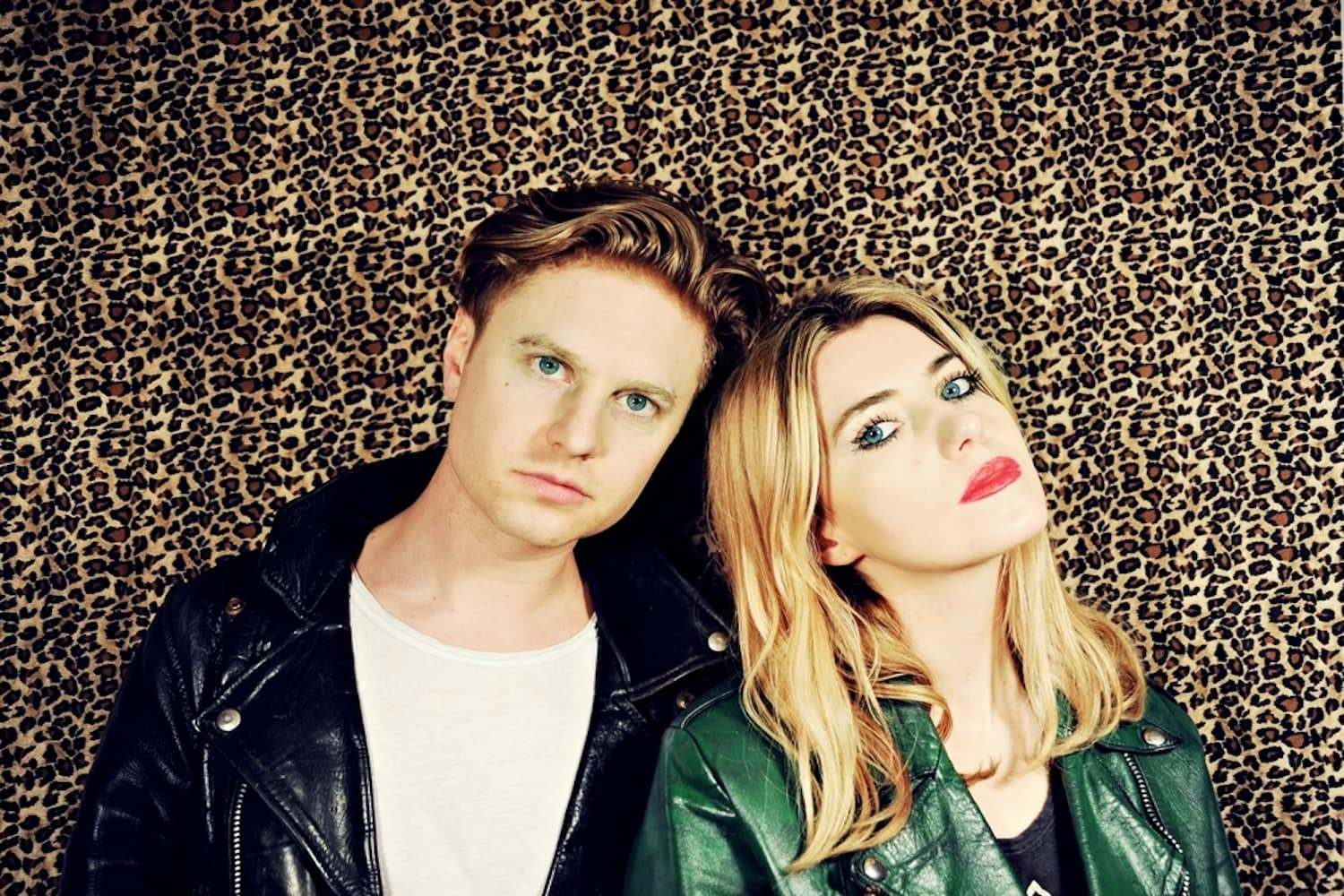 Check out the new track from Blood Red Shoes, 'Call Me Up Victoria'