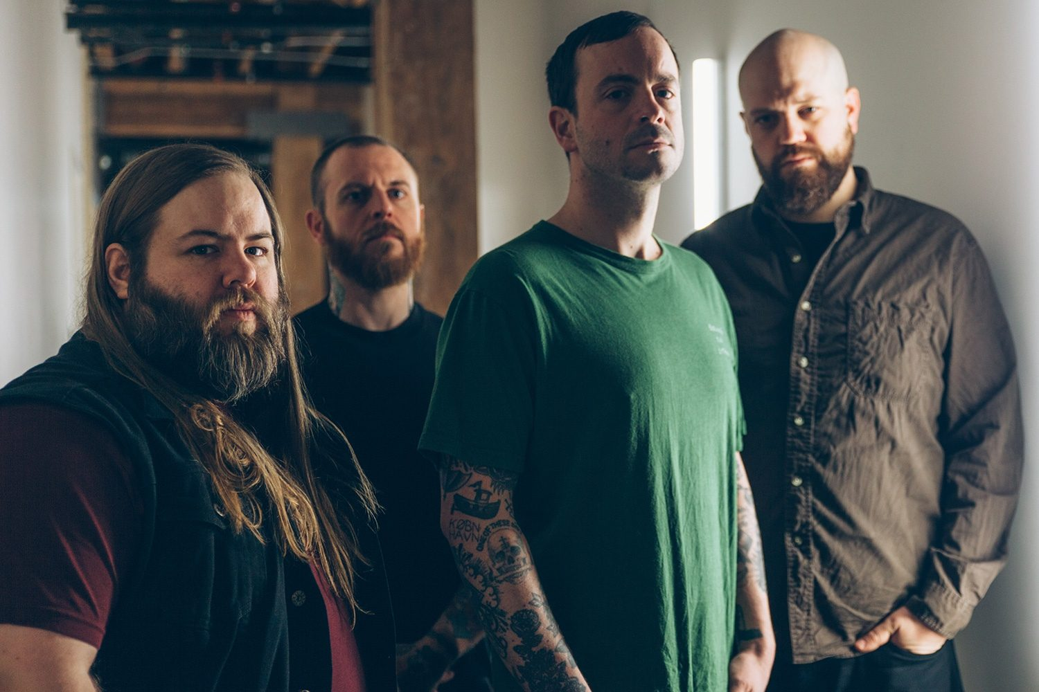 Cancer Bats have released a new song ahead of their upcoming UK tour