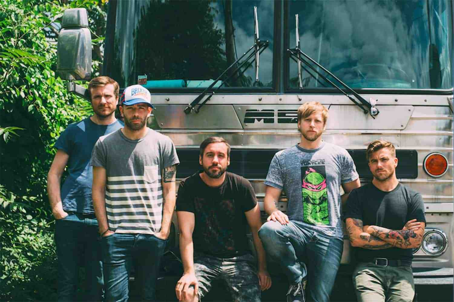 Circa Survive are holding a Facebook Live stream in aid of March For Our Lives