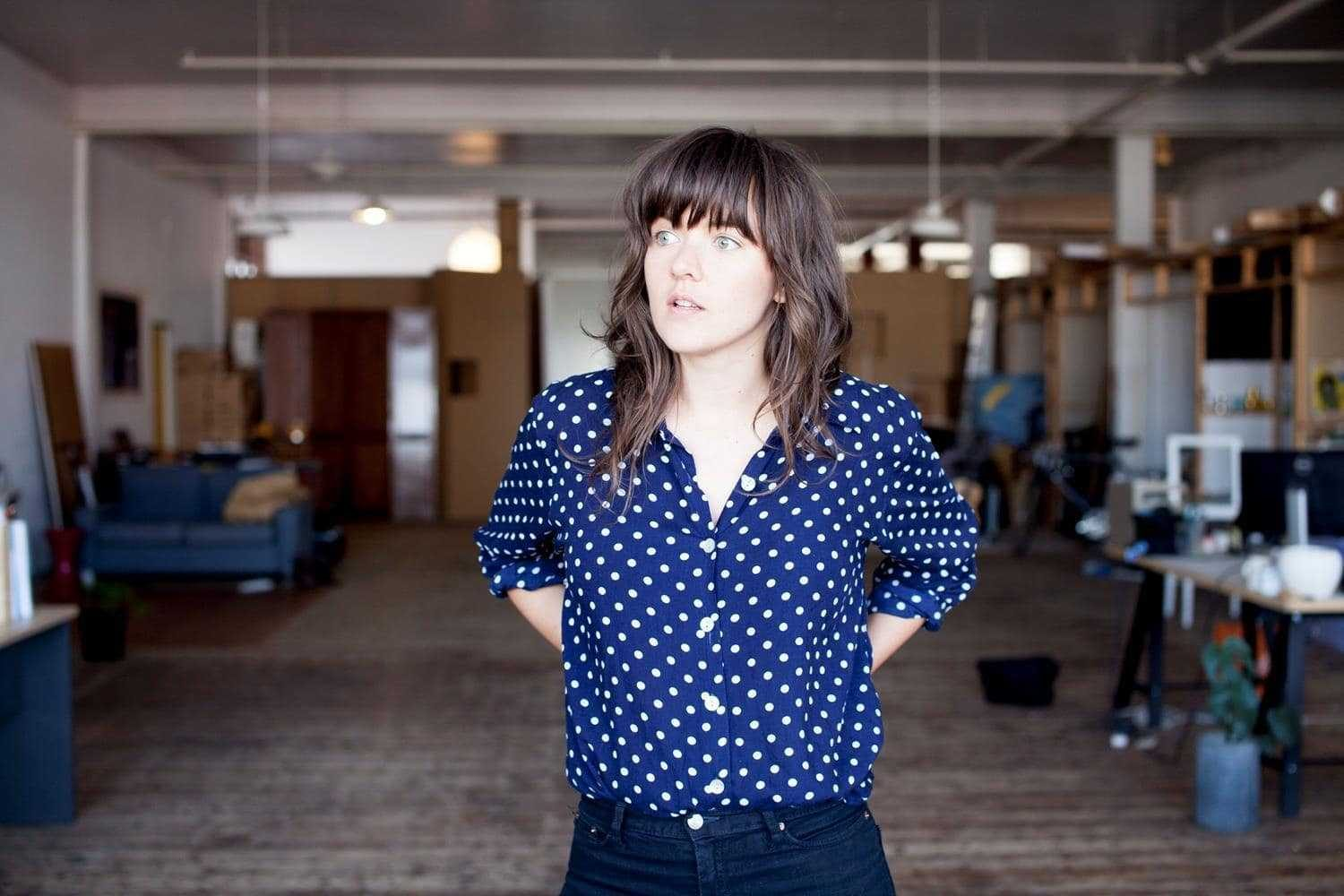 It looks like we're getting something new from Courtney Barnett later this week