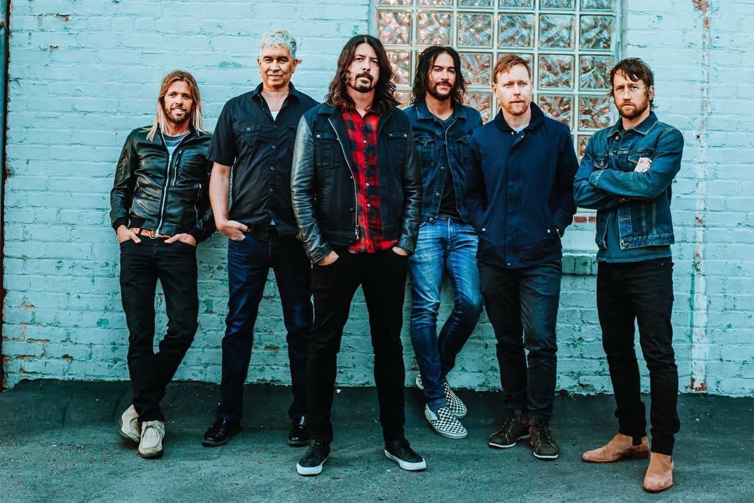Foo Fighters are headlining Glasgow Summer Sessions in 2019