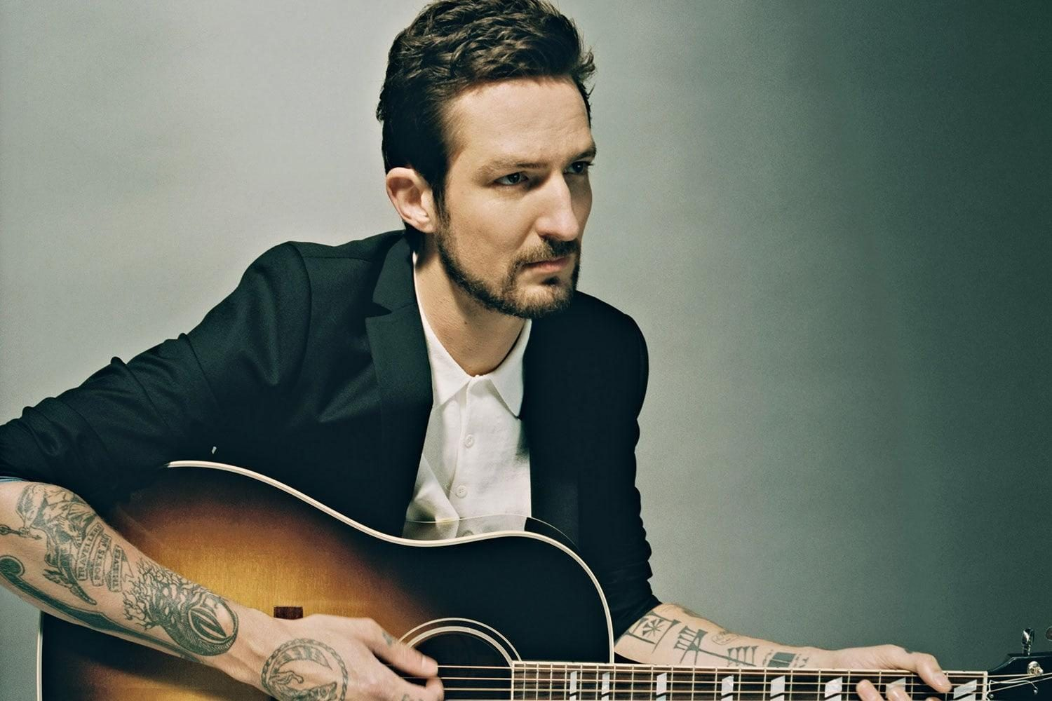 Frank Turner makes some 'Little Changes' on his new song