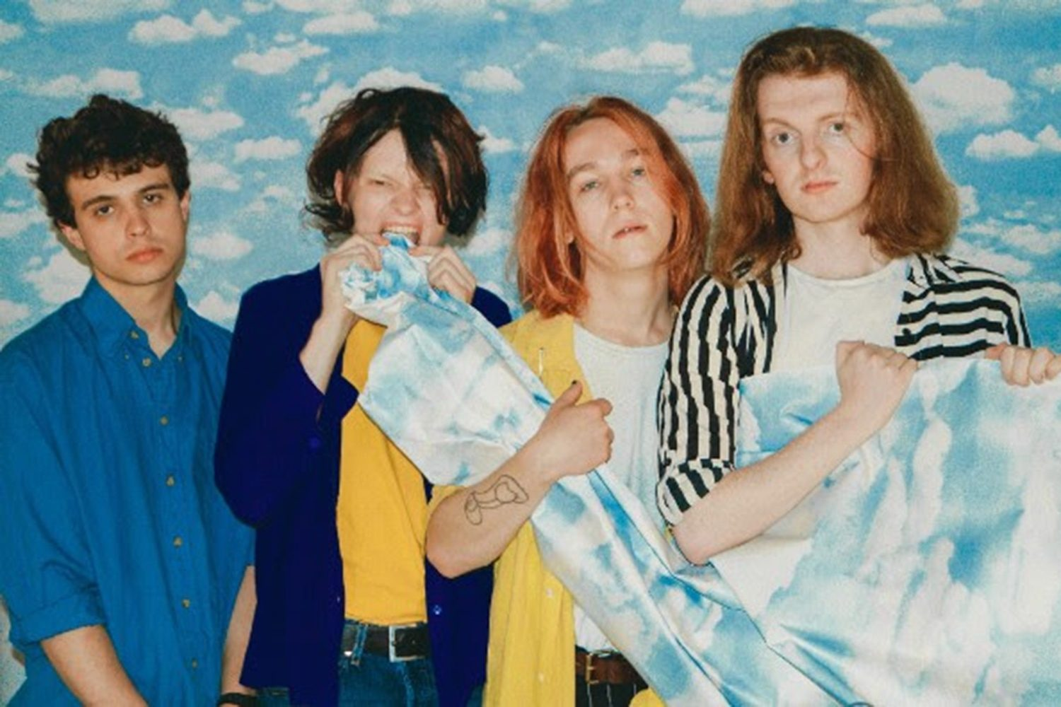 King Nun have released their debut EP, 'I Have Love'