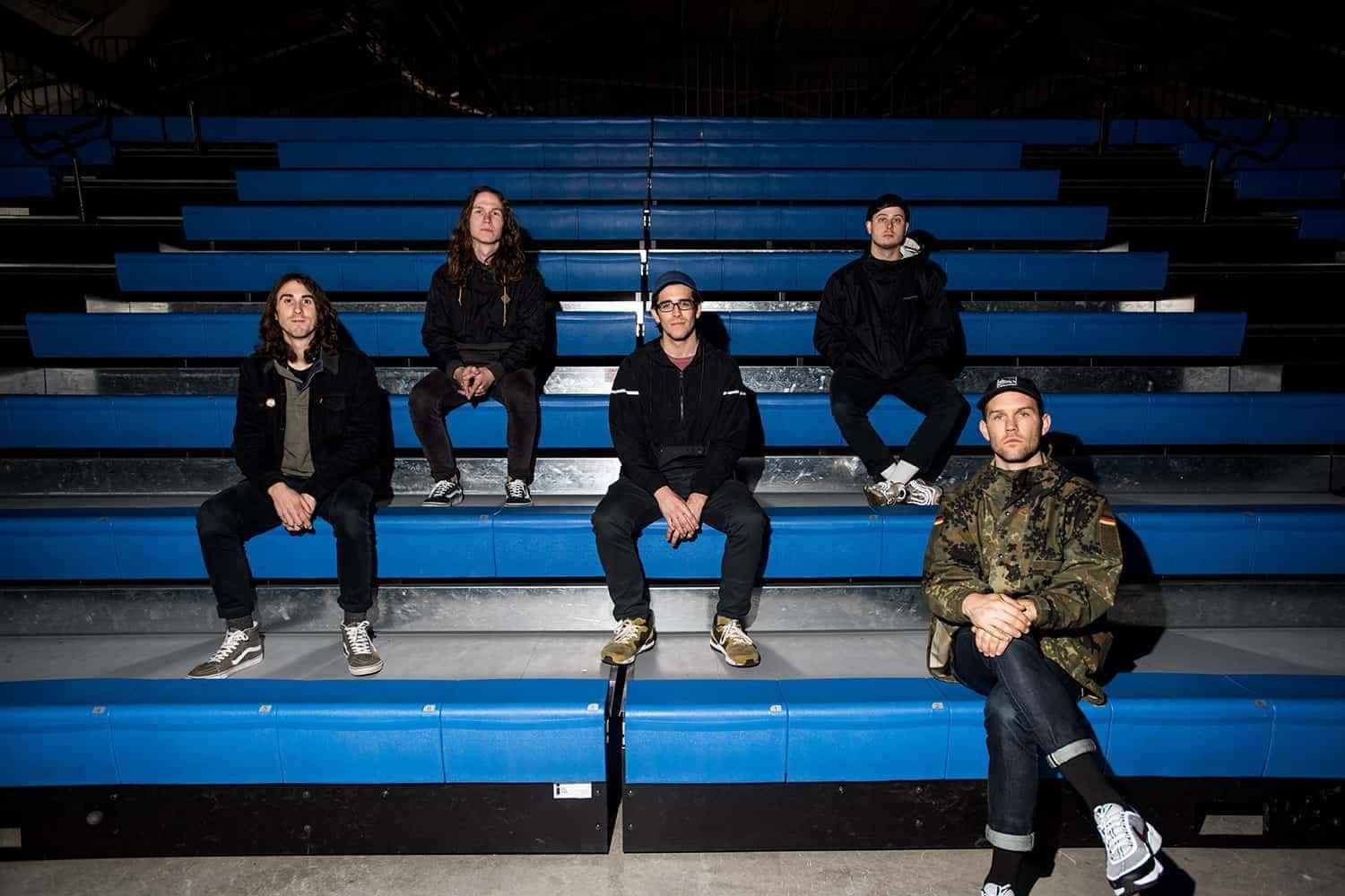 Knuckle Puck have dropped a brand new video