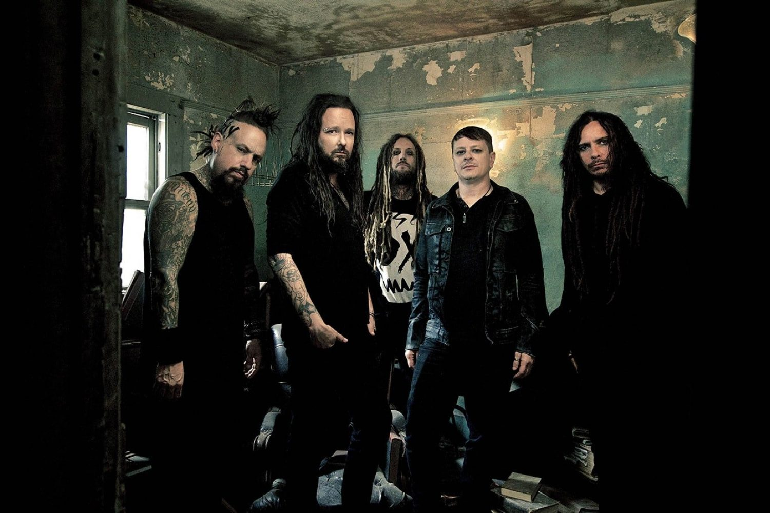 Korn join the line up for Reading & Leeds