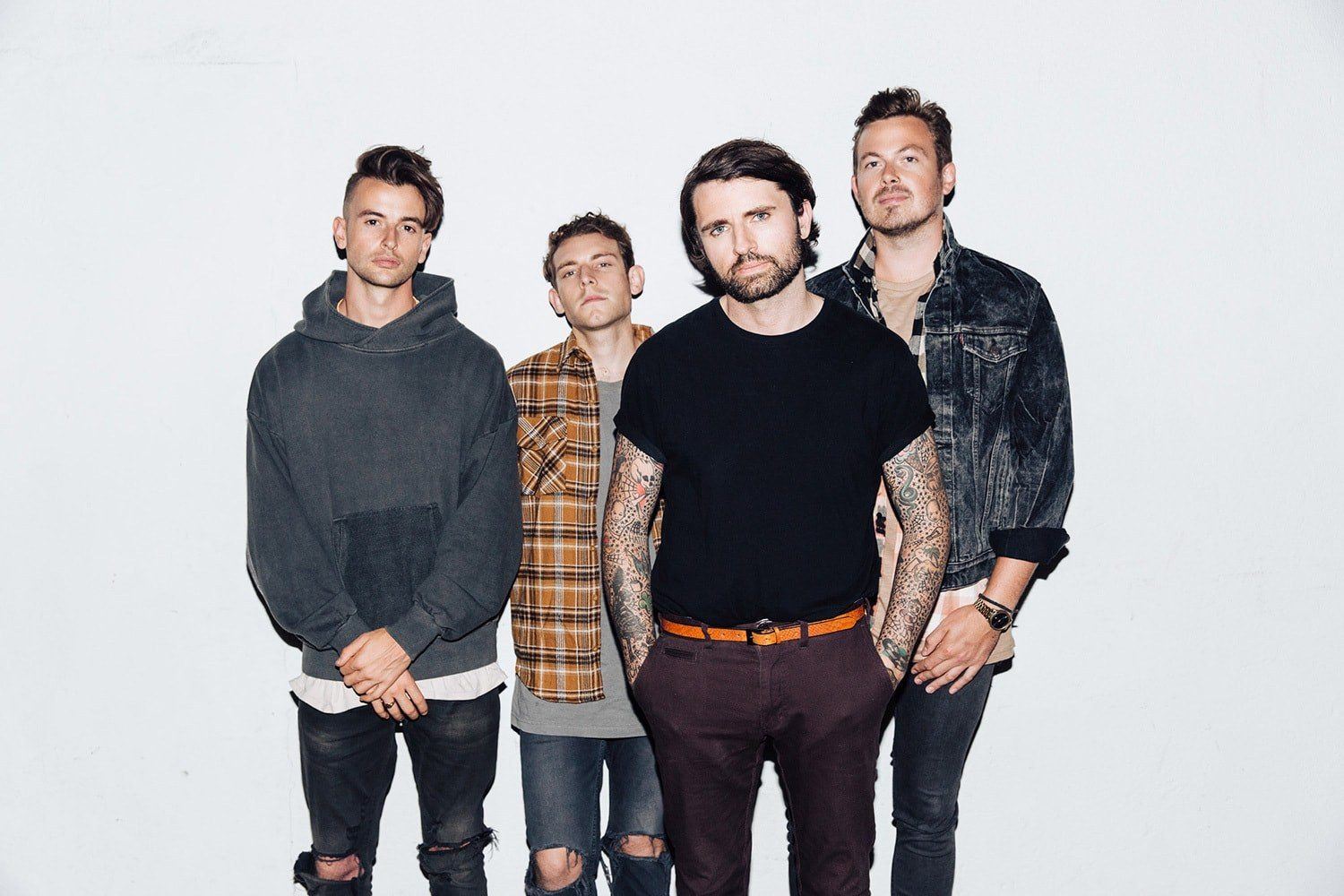 Lower Than Atlantis are splitting after a farewell tour next spring