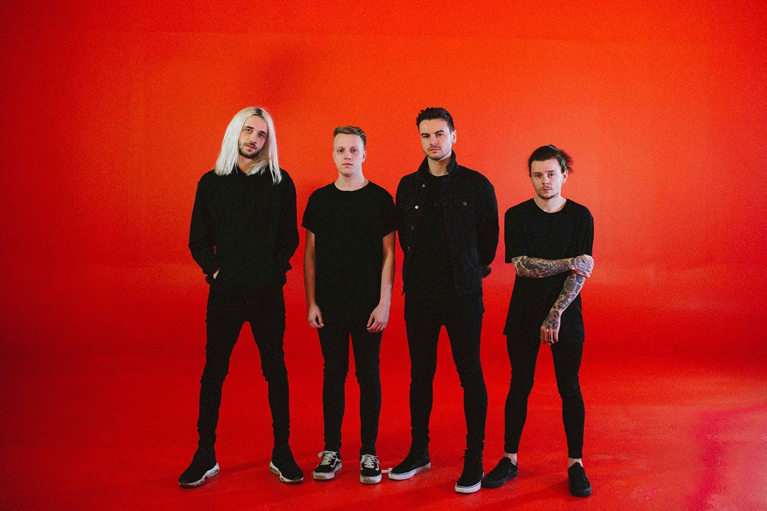 Milestones' new album is out now, have a listen to 'Red Lights'