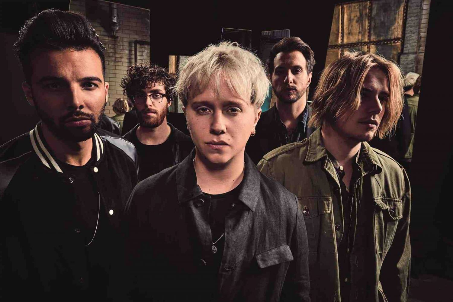 Nothing But Thieves have announced a November tour
