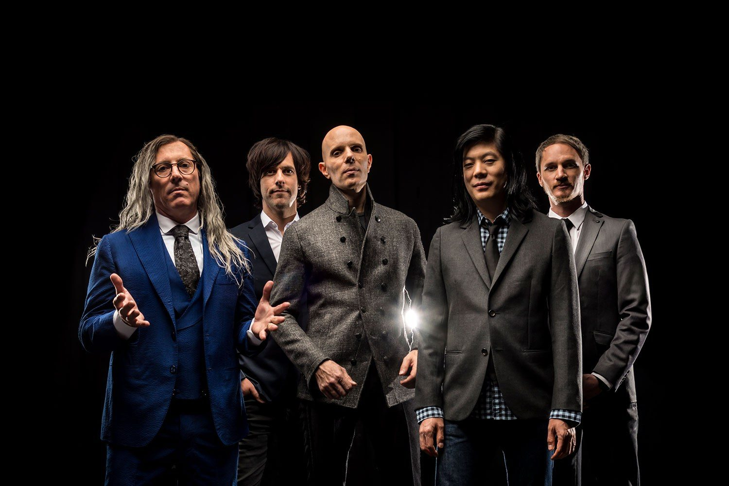 A Perfect Circle The New Album Is A Wake Up Call