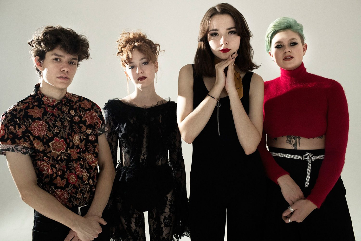 """The Regrettes: """"People underestimate you because of your age or your gender, and I think it's stupid"""""""