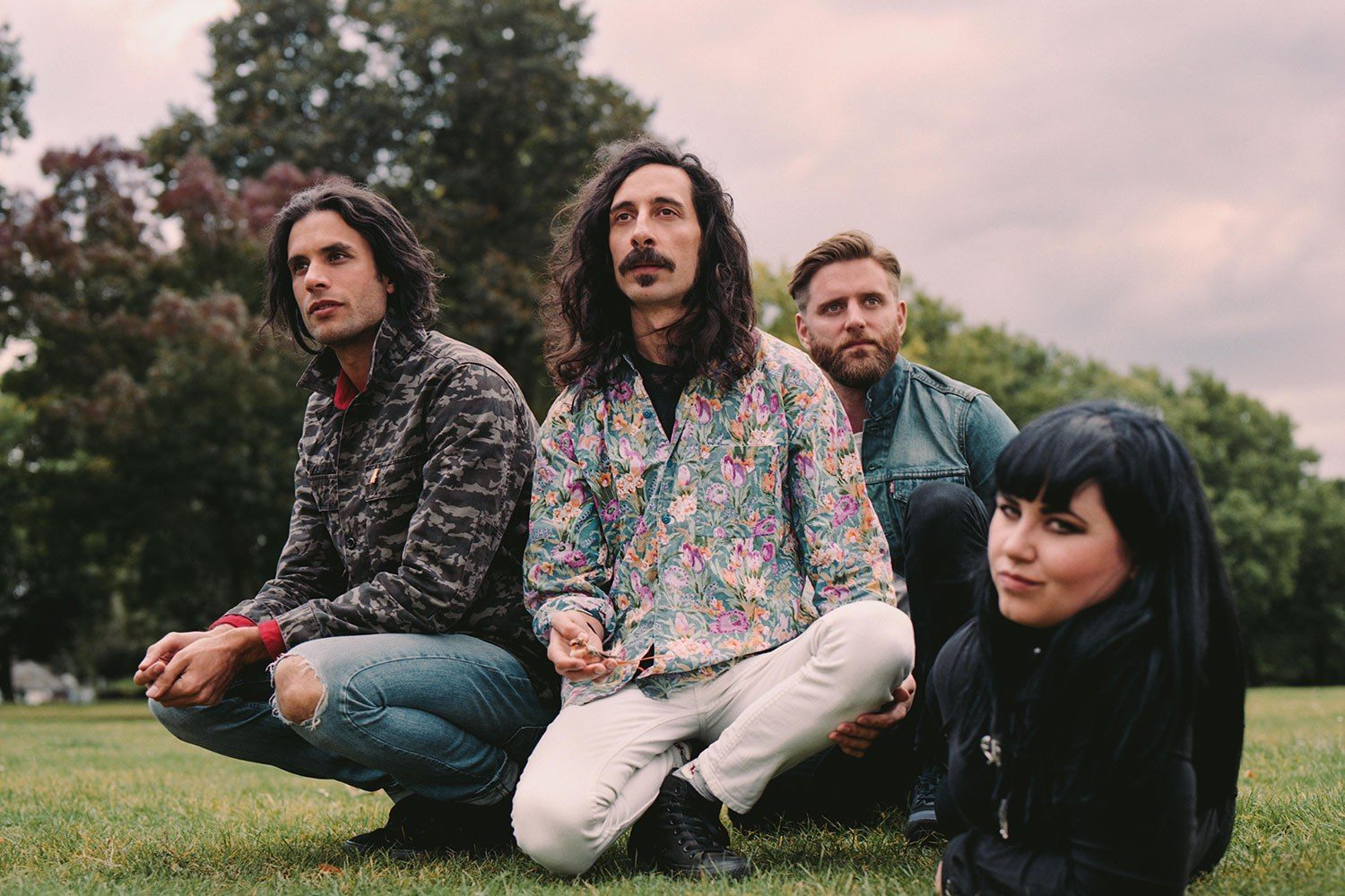 """Turbowolf: """"We don't care what people want to label us"""""""