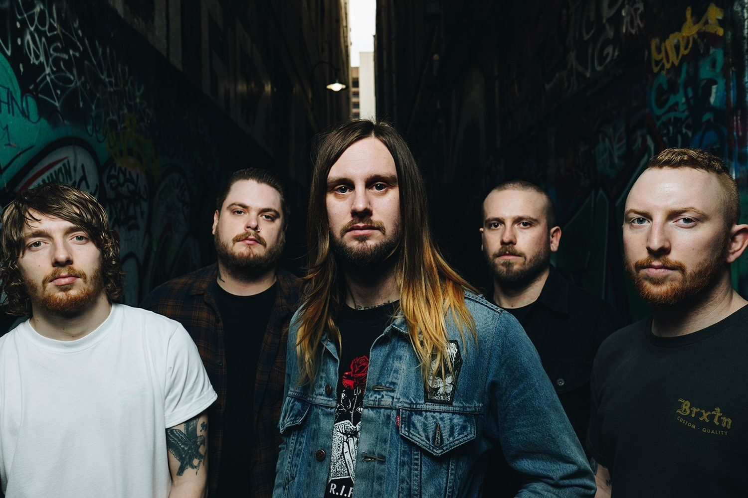 While She Sleeps have released a new video for 'THE GUILTY PARTY'
