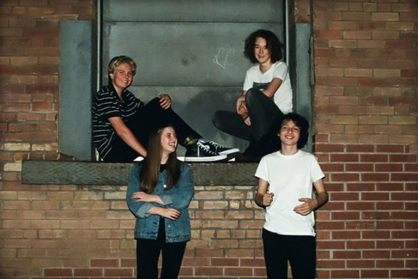 Calpurnia have shared an animated video for 'Wasting Time'