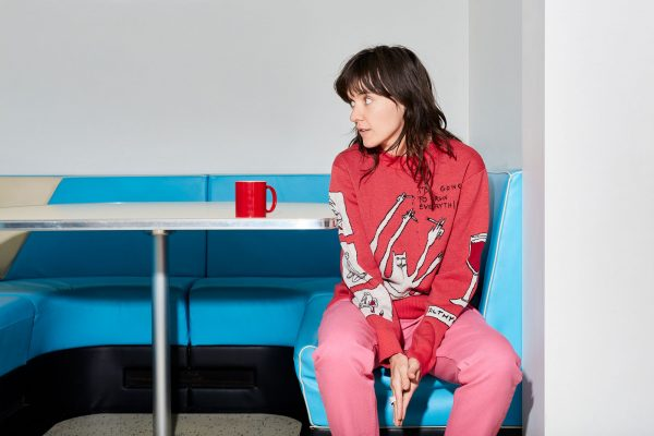 Courtney Barnett has debuted her new Harriet The Spy theme, 'Smile Real Nice'