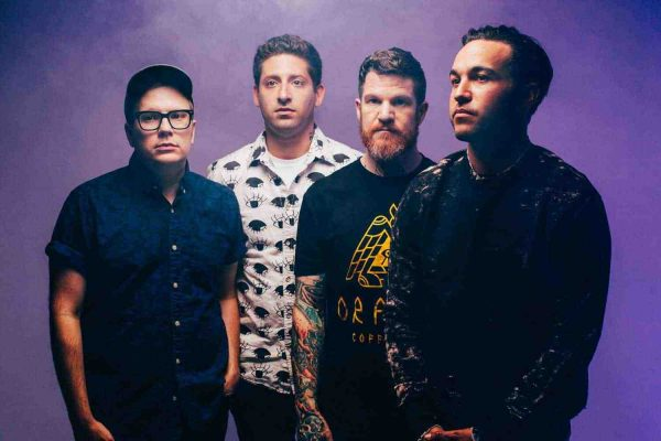 Fall Out Boy are going to stream their Las Vegas gig next week