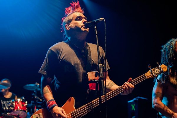 NOFX have curated a stage for 2019's Slam Dunk