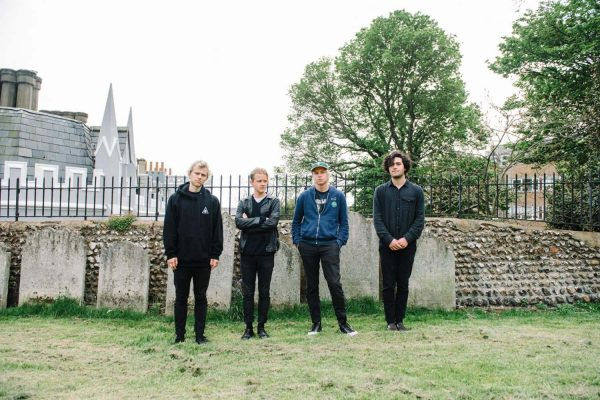 SWMRS have released their first new tune in bloody ages, check out 'Berkeley's On Fire'
