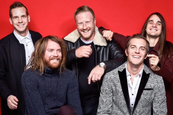 The Maine have announced a new European tour