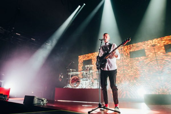 Twenty One Pilots are playing a small (for them) one-off show in London next month