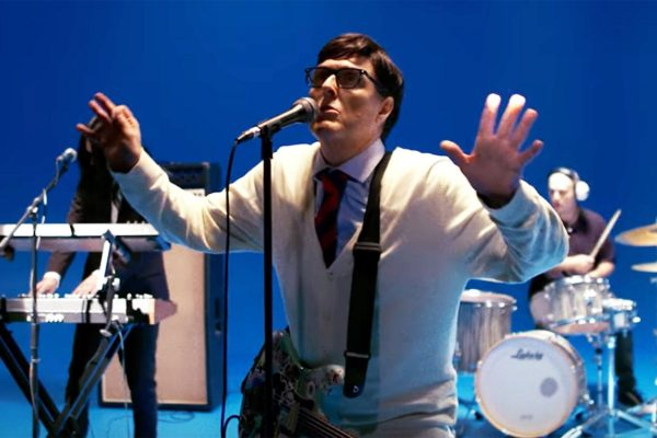 Weezer have got Weird Al Yankovic to do the video for their cover of Toto's 'Africa', because Weezer