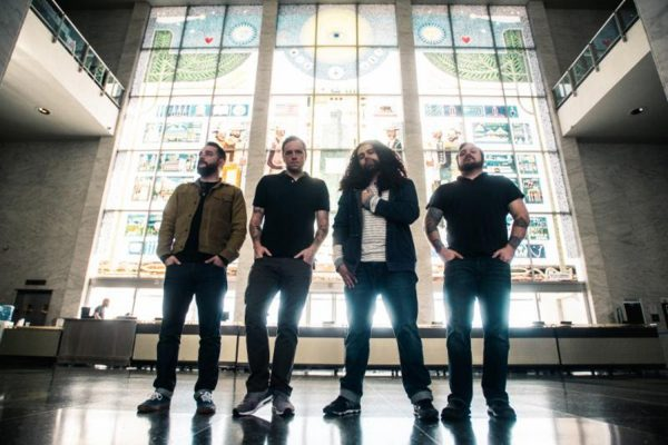 Coheed and Cambria have unveiled a third new track from their upcoming album