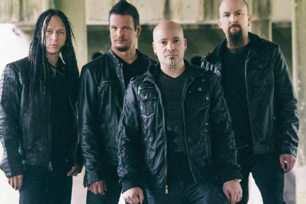Disturbed are releasing their seventh album this October