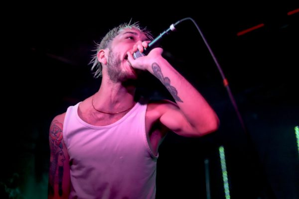 It's Hellions on earth, as the band finish up their UK tour in London