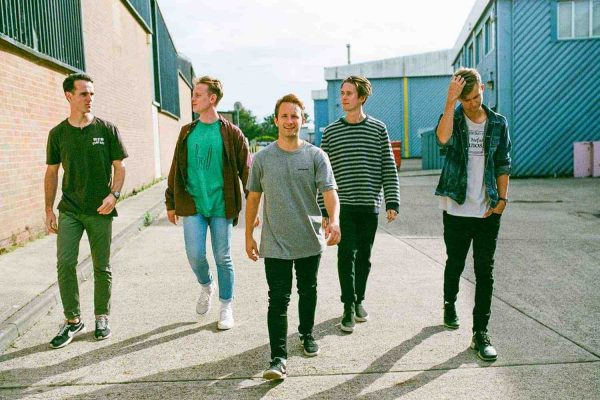 ROAM have dropped an acoustic take on 'Playing Fiction'