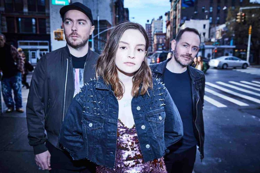 Chvrches' sort-of surprise 'Hansa Session' EP is out now, and streaming in full