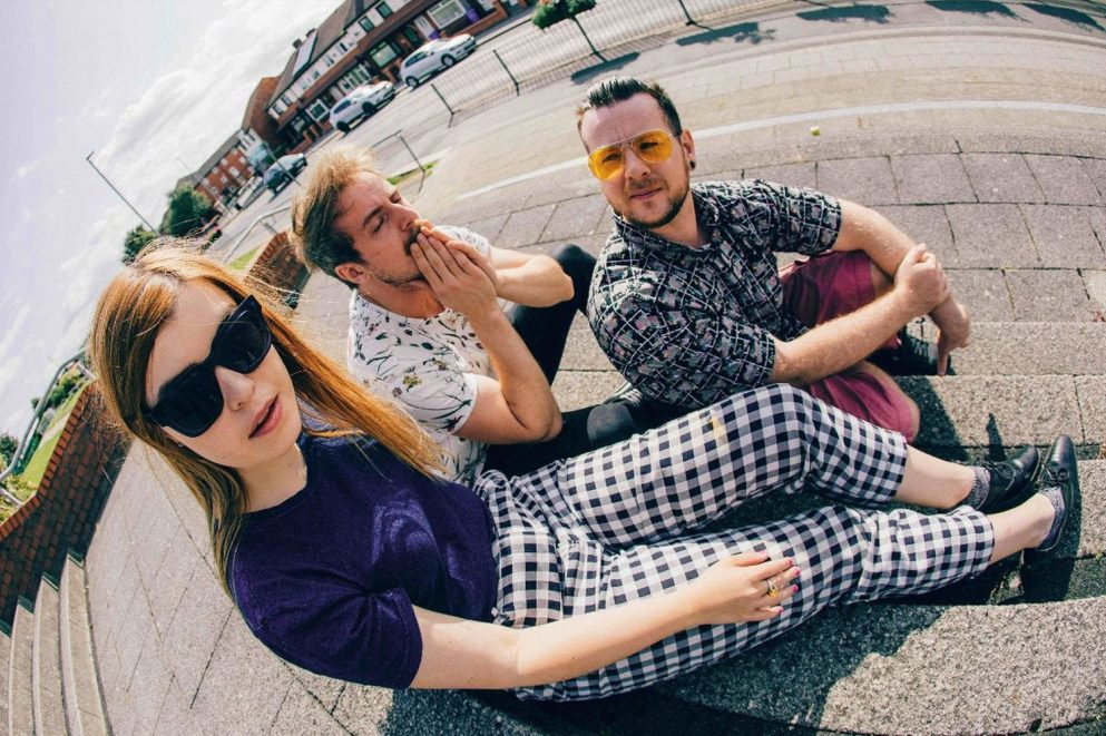 False Advertising are back with a new single, 'Personal Space'