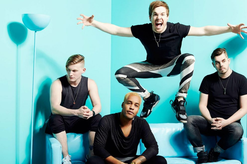 Set It Off's new album is coming out on 1st February 2019