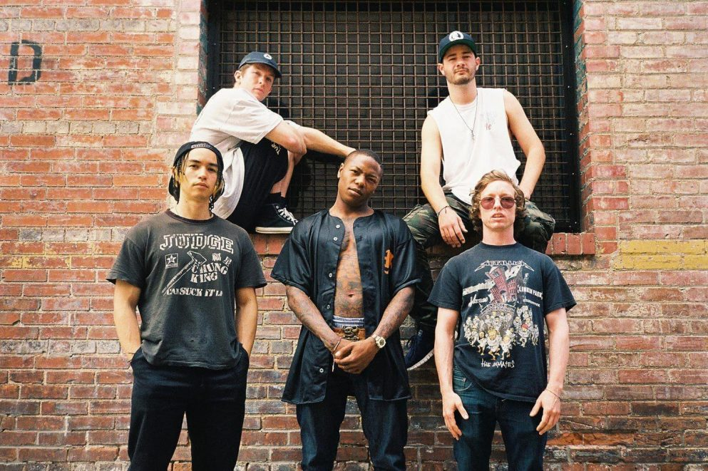 Check out Turnstile's new double-video for 'Bomb' and 'I Don't Wanna Be Blind'