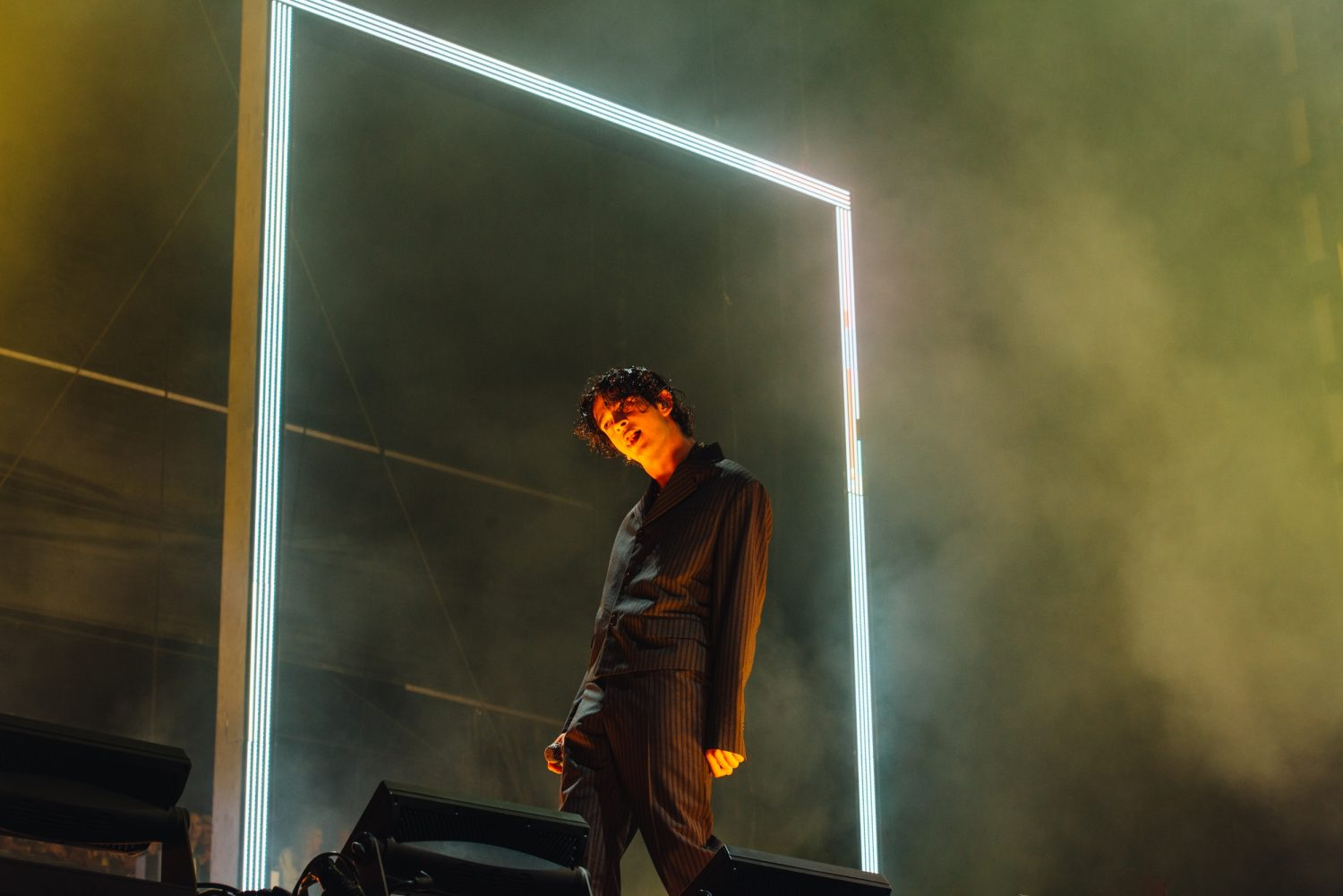 Belief and saying something: The 1975 headline Reading Festival 2019
