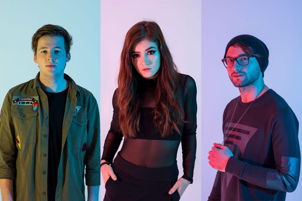 Against the Current have shared a new video for 'The Fuss'