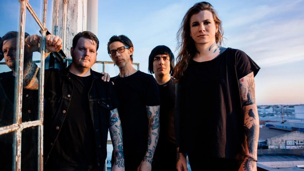 Rolo Tomassi put in an appearance at this year's 2000trees