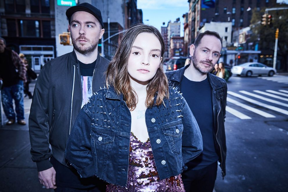 Chvrches are topping the bill for next year's Belladrum Festival