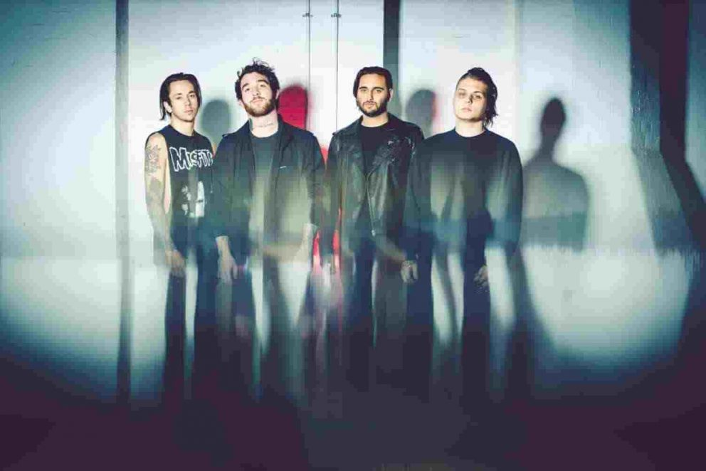 "Cane Hill: ""The EP showcases our abilities to create something so abnormal"""