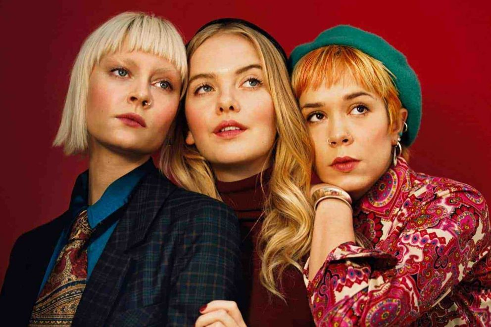Dream Wife are going to air new material at a secret show in London
