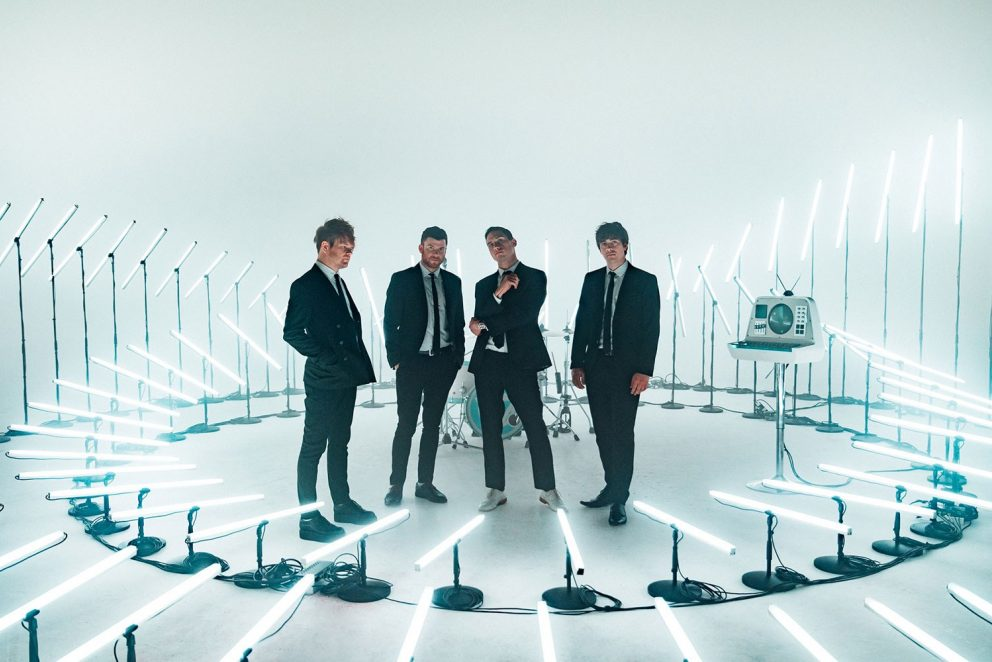 Check out Enter Shikari's new video for 'Stop The Clocks'