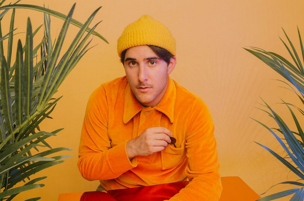 Zac Farro has released a new self-directed video for Halfnoise track, 'Who Could You Be'