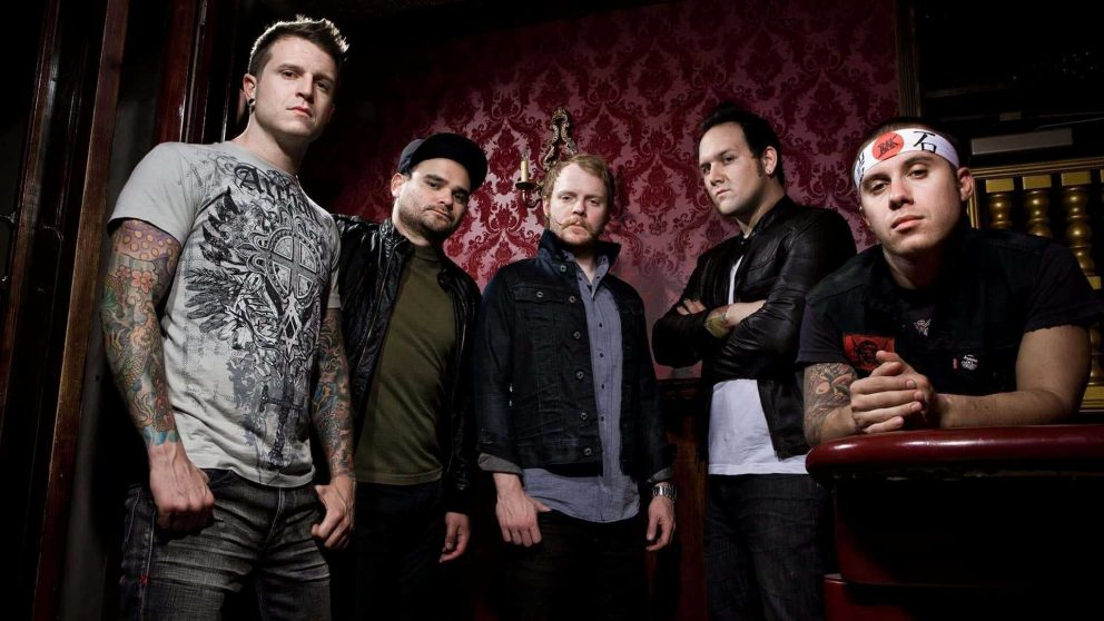 Atreyu are streaming their seventh album 'In Our Wake' online
