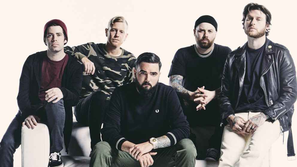 A Day To Remember may have just announced the release date of 'You're Welcome'